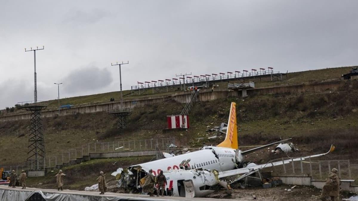 Sabiha Gökçen'deki uçak kazasında yeni gelişme: Kaptan pilotun ev hapsi cezası kaldırıldı