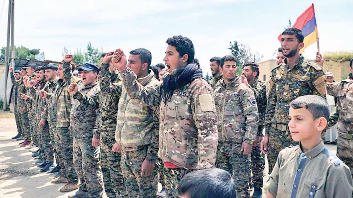 Ermeniler PKK'lıları Karabağ'a yerleştiriyor