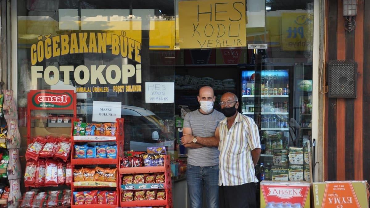 Yeni bir ekmek kapısı oldu: 1 liraya HES satıyorlar