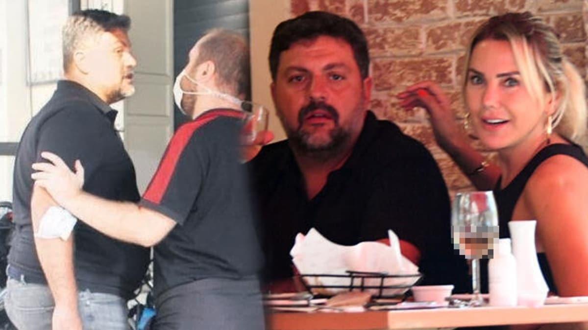 Ece Erken'in sevgilisi Mahmut Yazıcıoğlu'ndan muhabirlere tehdit!