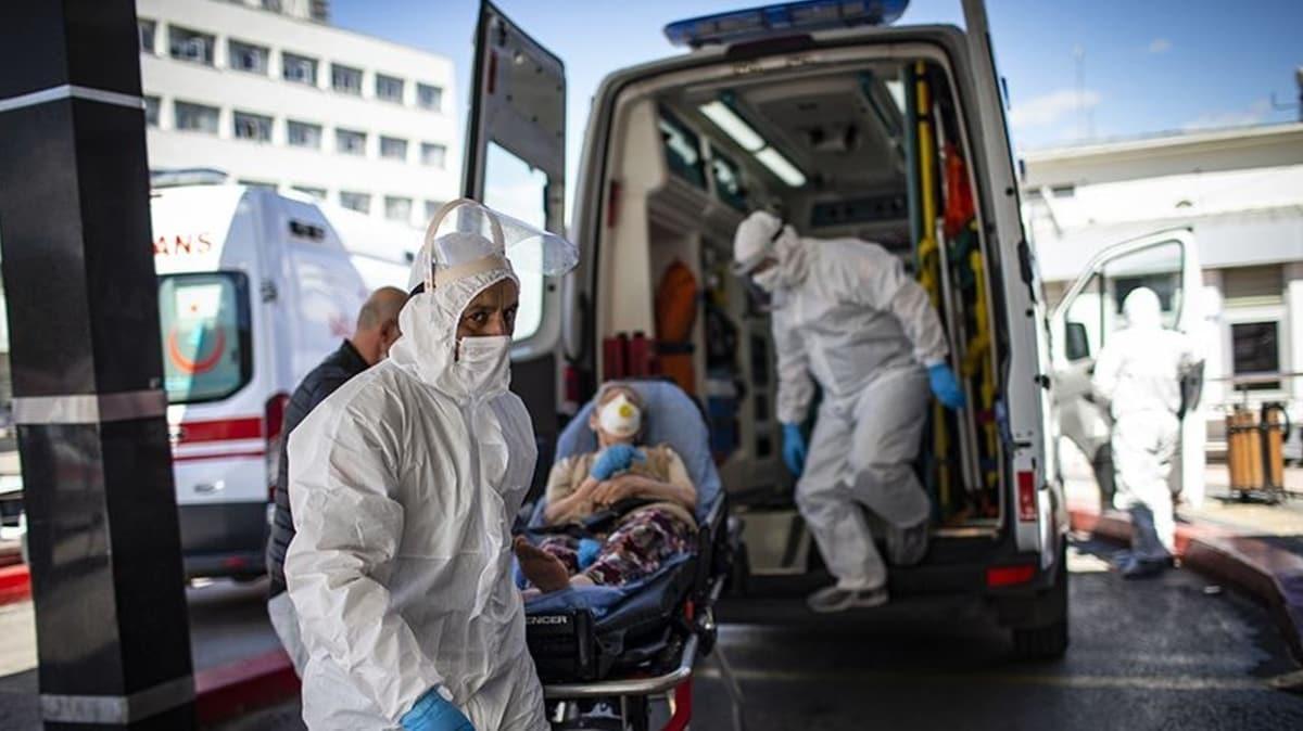 Sağlık Bakanlığı verileri açıkladı... İşte 25 Eylül koronavirüs tablosu