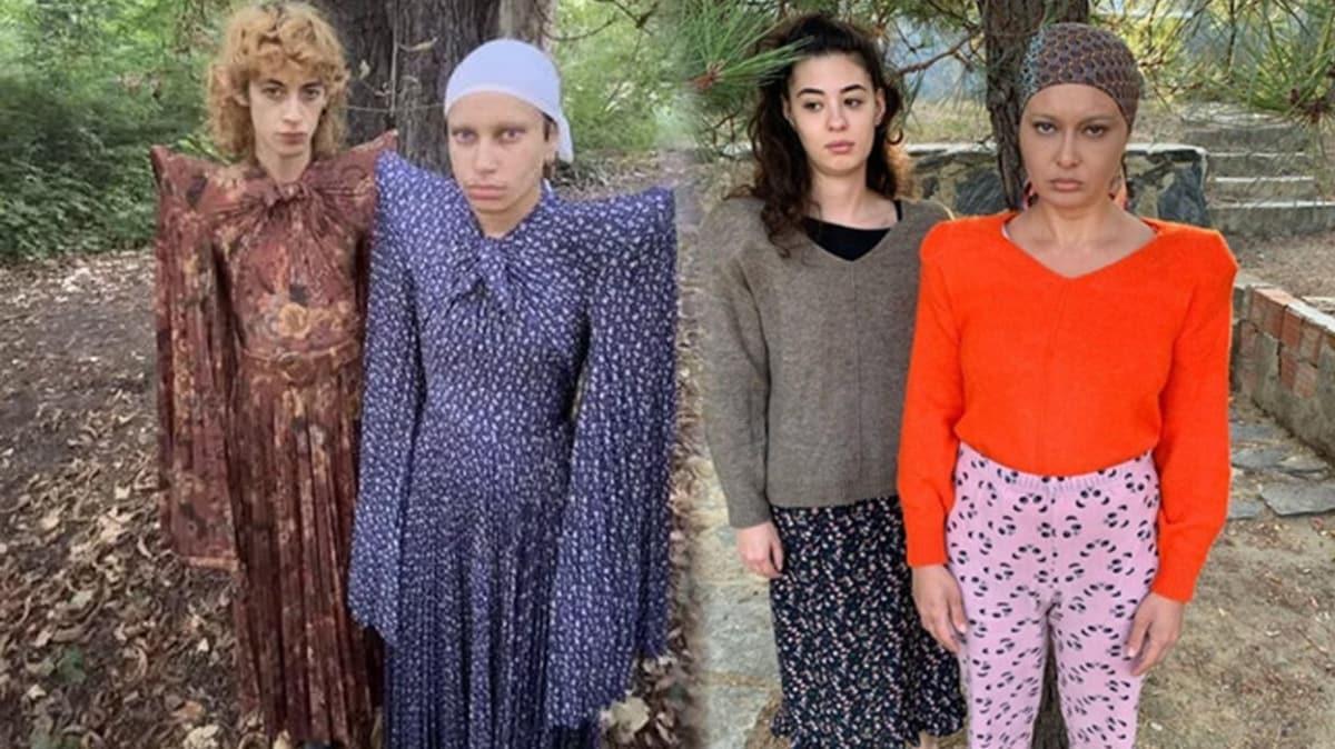 Nurgül Yeşilçay ünlü giyim markasını tiye aldı