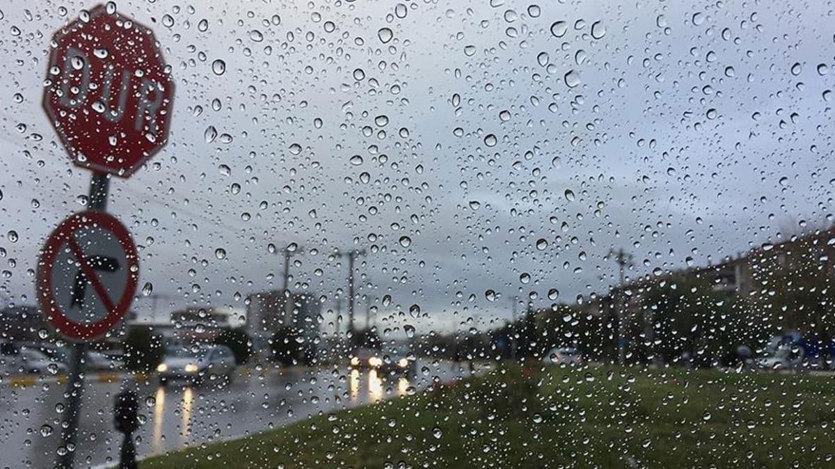 Meteoroloji bölge bölge uyardı... Sağanak ve kuvvetli rüzgar geliyor!