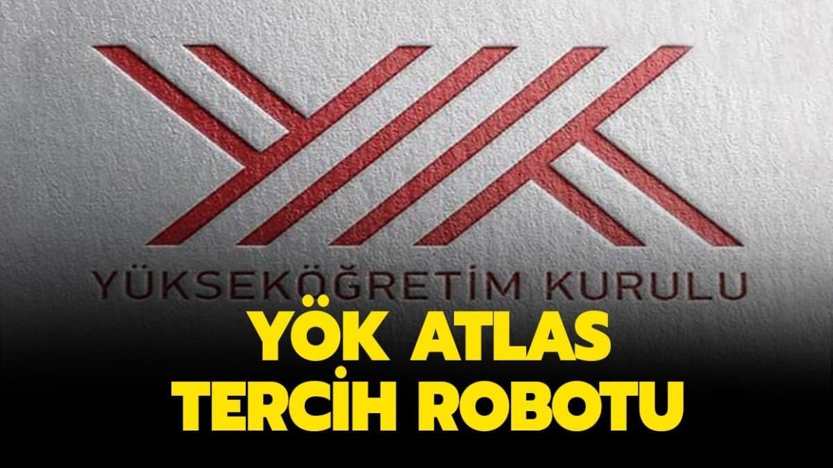 """YÖK Atlas DGS tercih ekranı 2020: YÖK Atlas tercih robotu nasıl kullanılır"""""""