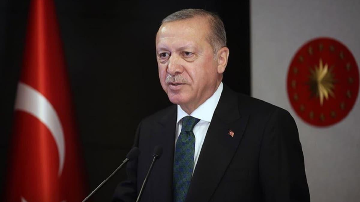 """Başkan Erdoğan'dan """"Türk Dil Bayramı"""" mesajı: Türkçemize sahip çıkmayı sürdüreceğiz"""