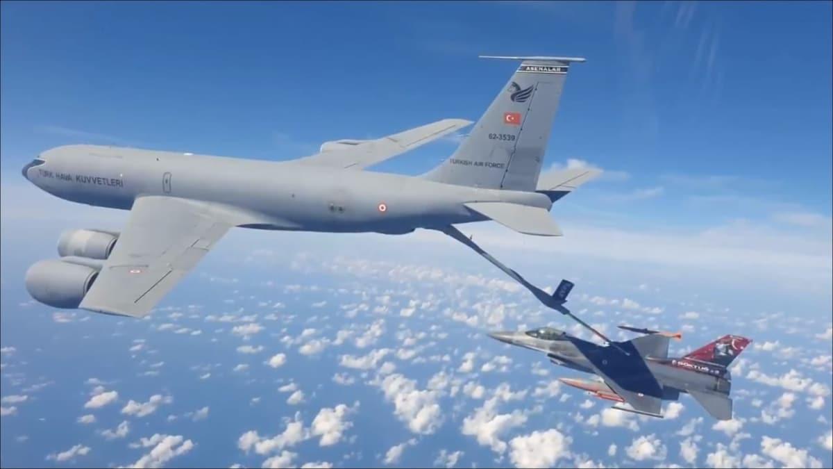 MSB duyurdu: Türkiye'nin ilk hava-hava füzesi Göktuğ test uçuşunda
