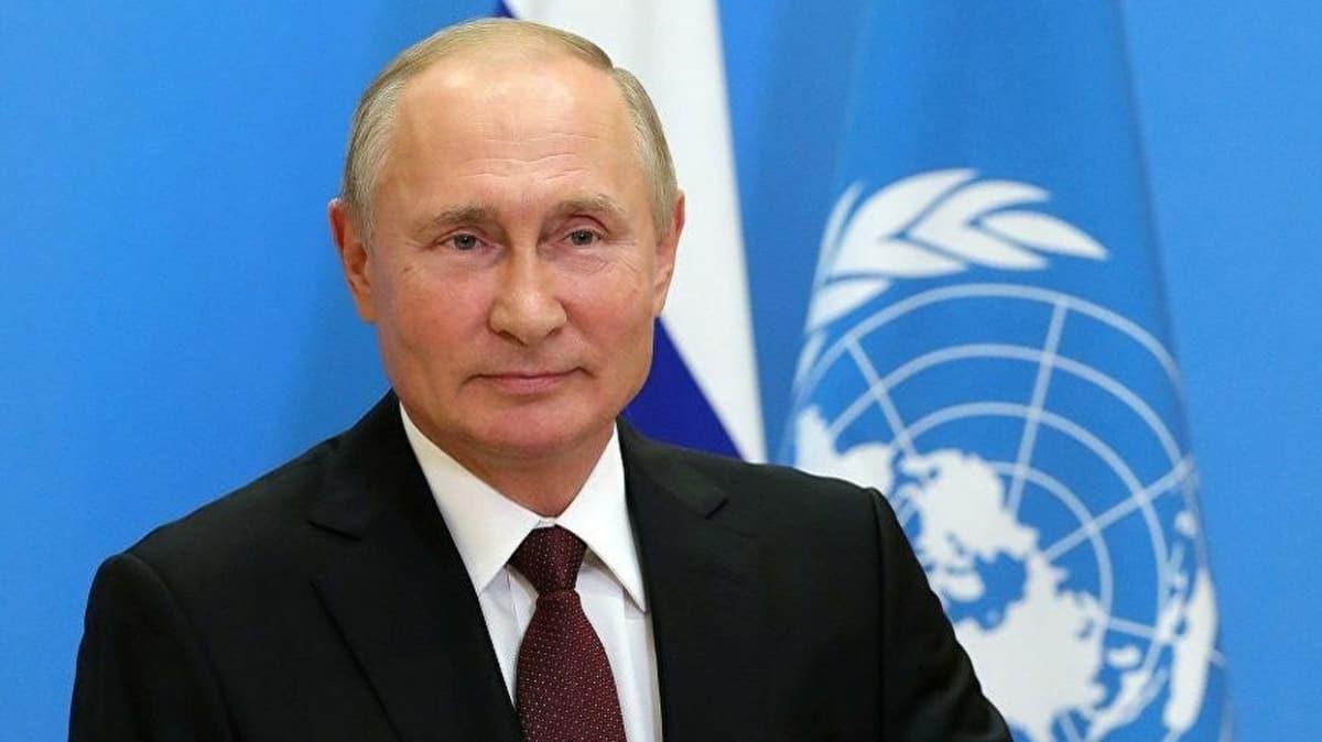 """Rusya Devlet Başkanı Putin'den ABD'ye çağrı: """"Siber güvenlik konusunda birlikte çalışalım"""""""