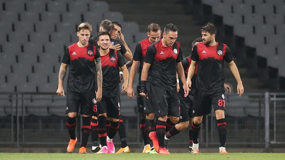 Süper Lig'e Fatih Karagümrük damgası: Zirveye yerleştiler