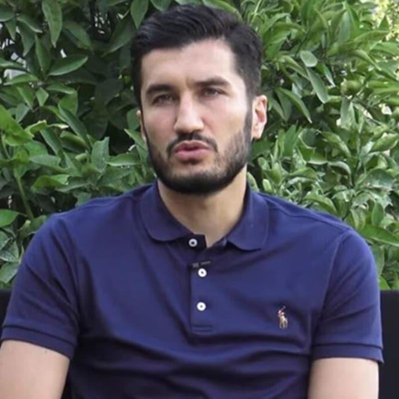 Şahin: 'Saha içi ve dışında Türk futboluna katkı sunmak istiyorum'