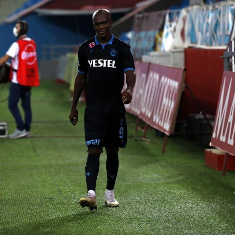 Anthony Nwakaeme: 'Çalışmaya devam'