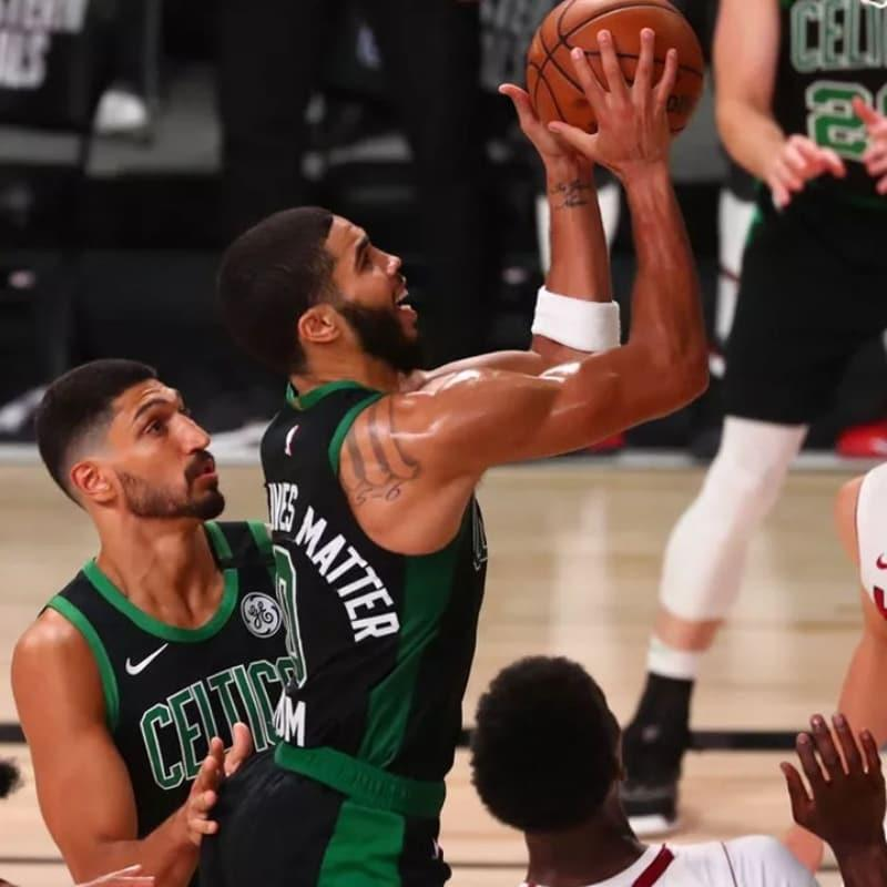 Boston Celtics seride pes etmiyor