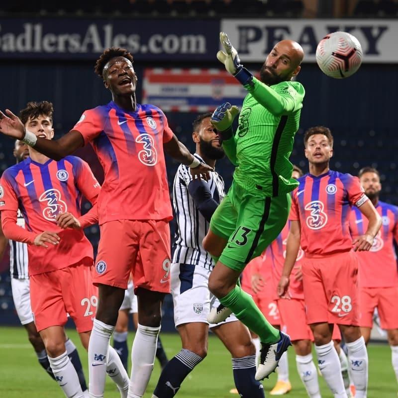 3-0'dan geri dönen Chelsea, sonunu getiremedi