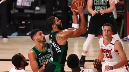 Boston Celtics seride pes etmiyor
