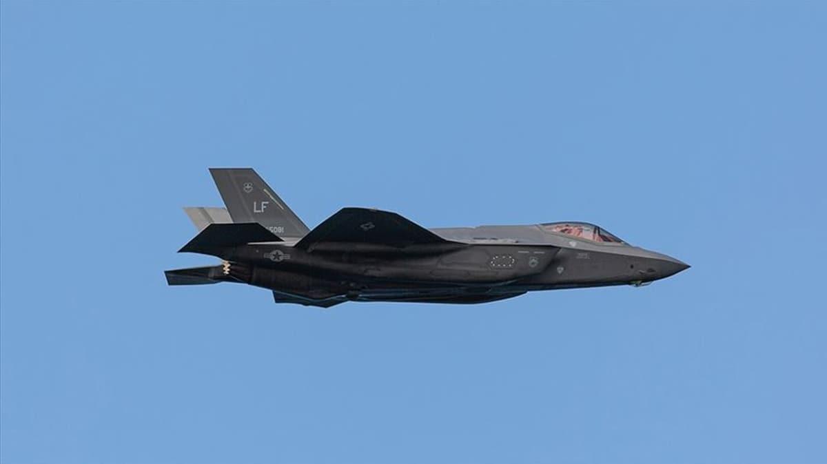 BAE F-35 satın alıyor! ABD'ye resmen başvuru yaptı
