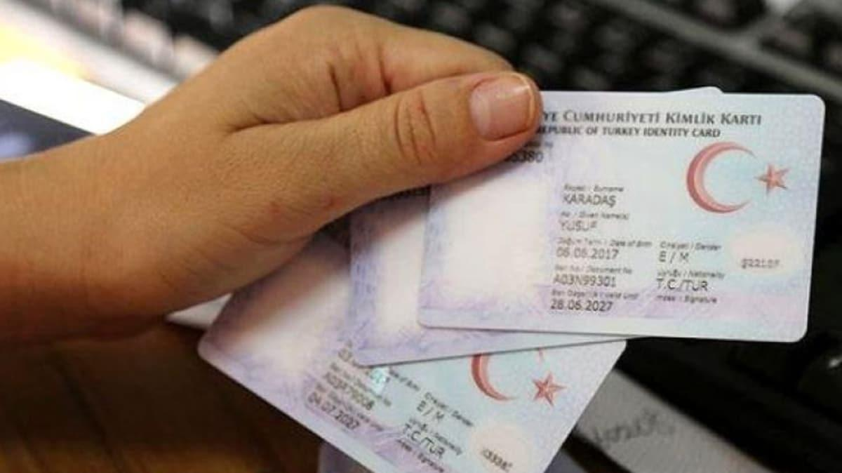 Sürücü belgesindeki bilgilerin kimliklere entegre edildiği uygulamaya yoğun ilgi! 5 günde 120 kişi başvurdu