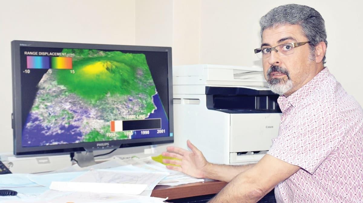 'Tuz Gölü fayındaki sarsıntılar büyük depremin habercisi'
