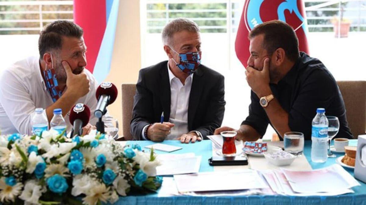 Trabzonspor Asbaşkanı Mehmet Yiğit Alp: 'Transferler salıya kadar biter'