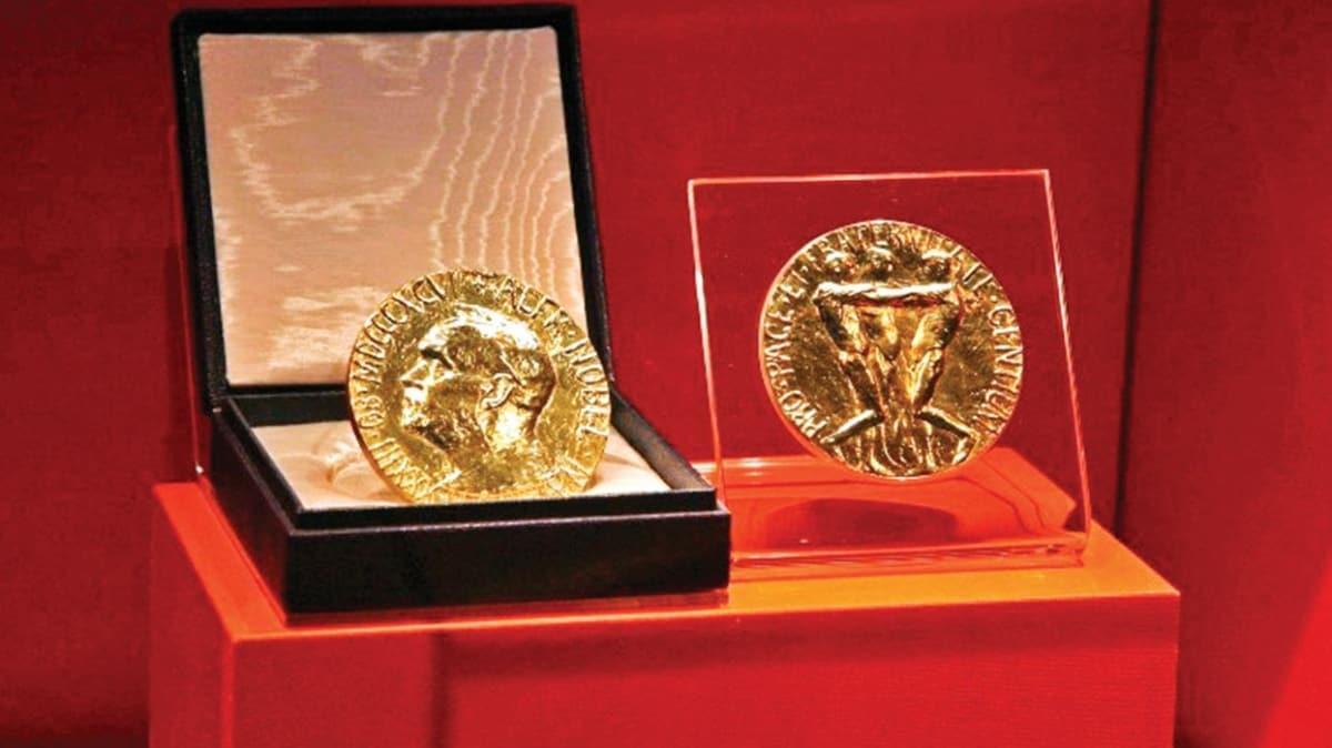 Nobel ödülüne zam