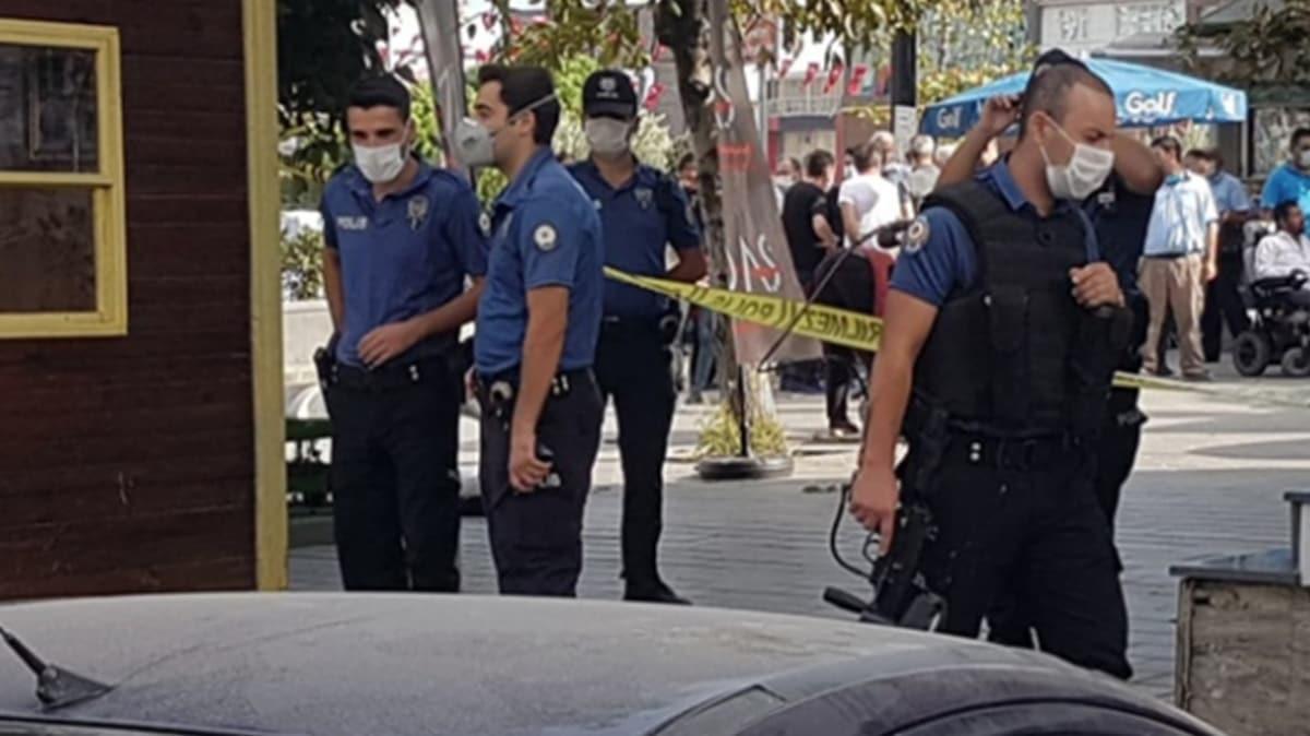 Esenyurt Meydanı'nda silahlı çatışma: 2 kişi öldü 5 kişi yaralandı