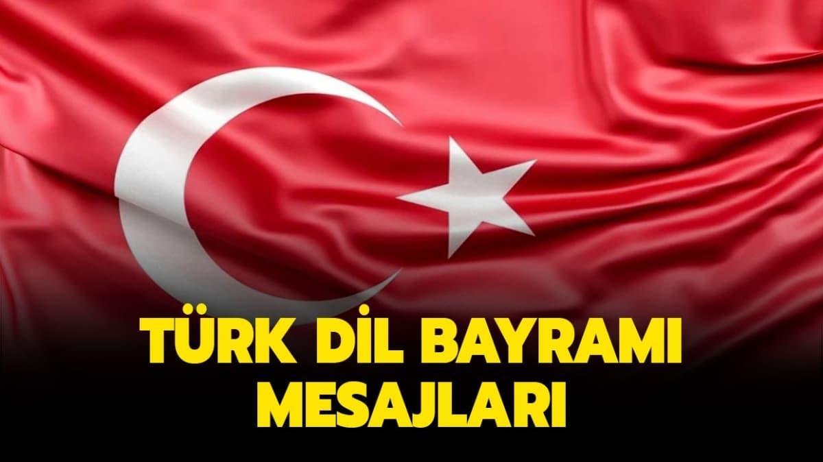 """Türk Dil Bayramı nedir, ne zaman"""" Türk Dil Bayramı sözleri ve kutlama mesajları!"""