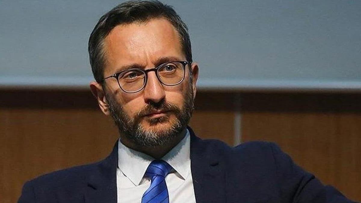 İletişim Başkanı Altun'dan önemli açıklamalar: Türkiye'nin konumu Avrupa için şanstır