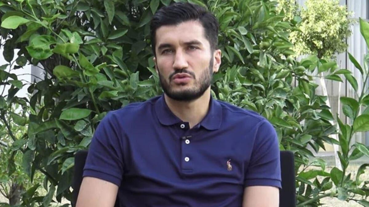Nuri Şahin: 'Saha içi ve dışında Türk futboluna katkı sunmak istiyorum'