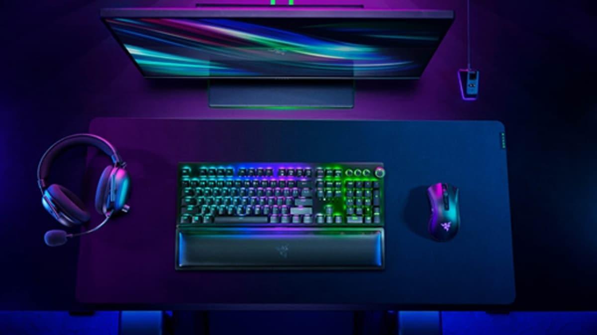 Razer yeni kablosuz oyuncu ekipmanlarını tanıttı