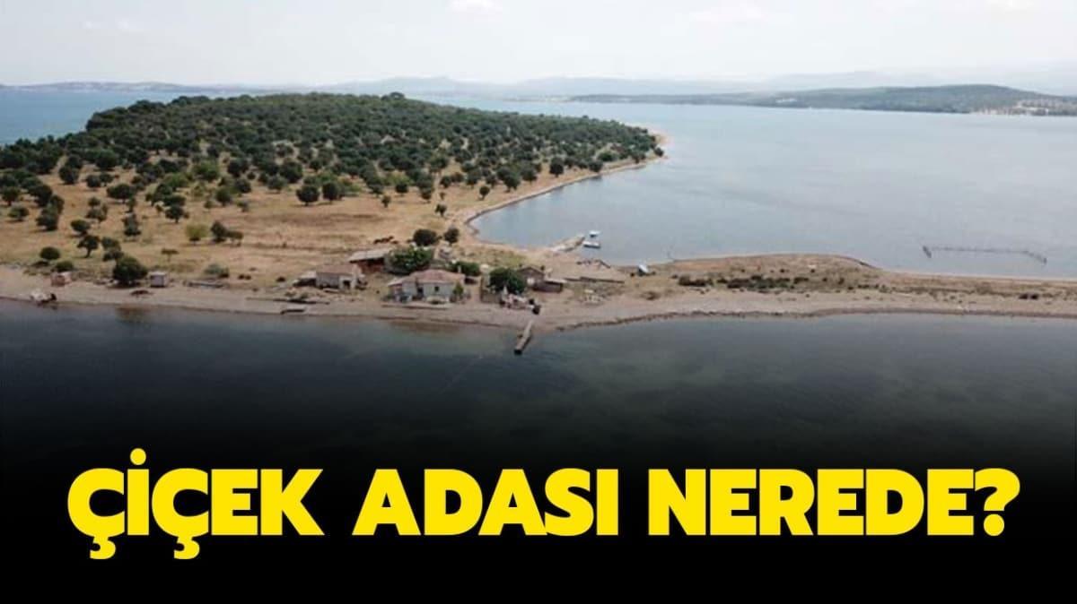 """Hülya Avşar'ın aldığı Çiçek Adası sahibi kimdi"""" Çiçek Adası nerede"""""""