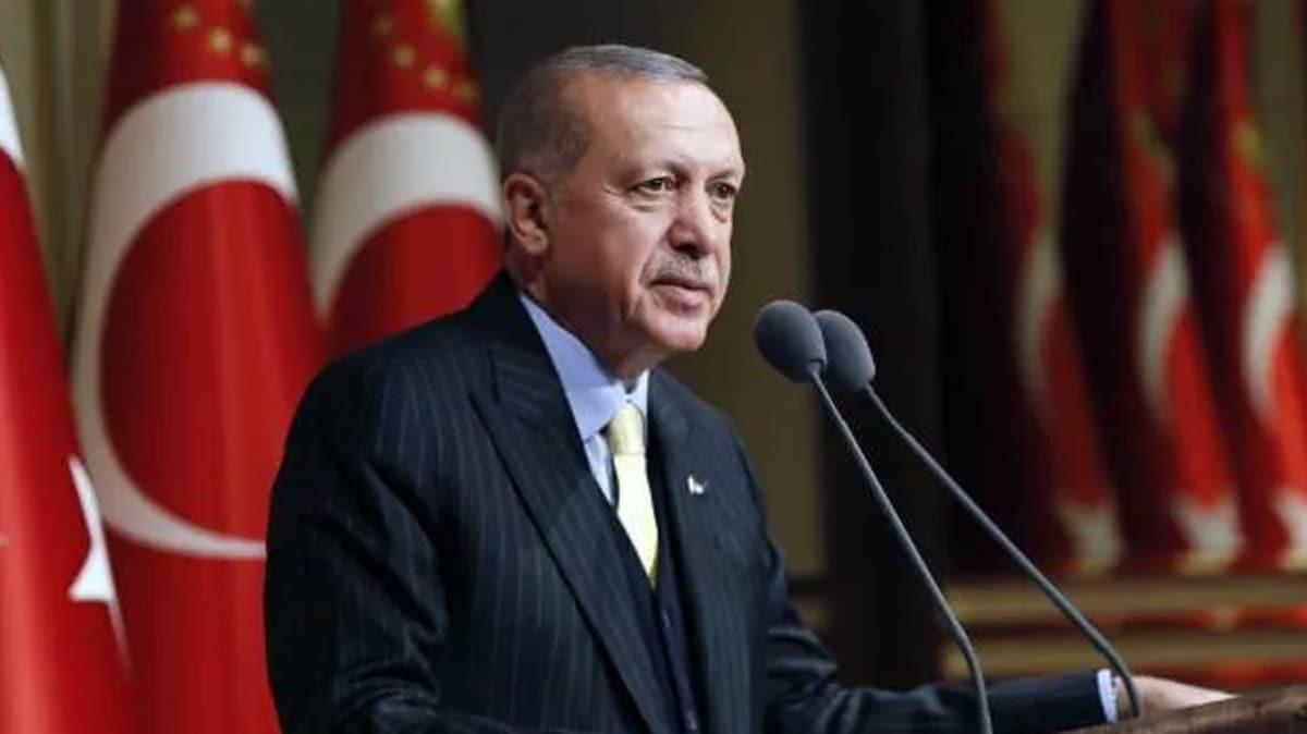 Başkan Erdoğan'dan Preveze Deniz Zaferi mesajında Mavi Vatan vurgusu