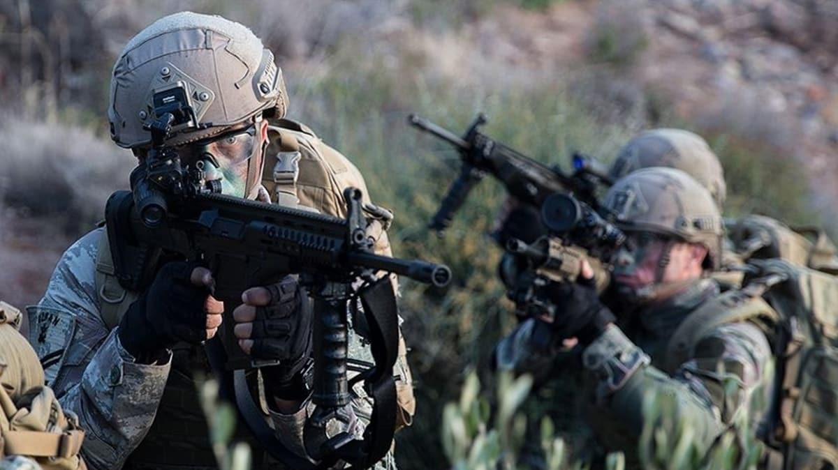 İçişleri Bakanlığı duyurdu... 6 terörist etkisiz hale getirildi