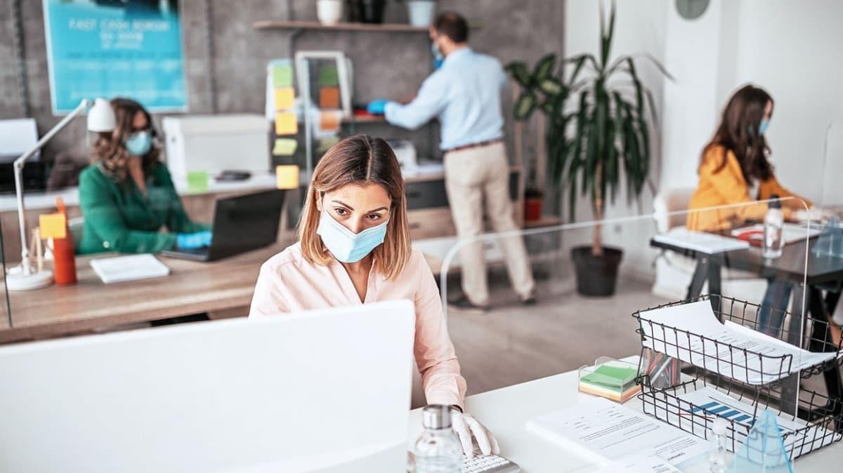 Turkcell teknolojileri ofiste koronavirüse savaş açıyor