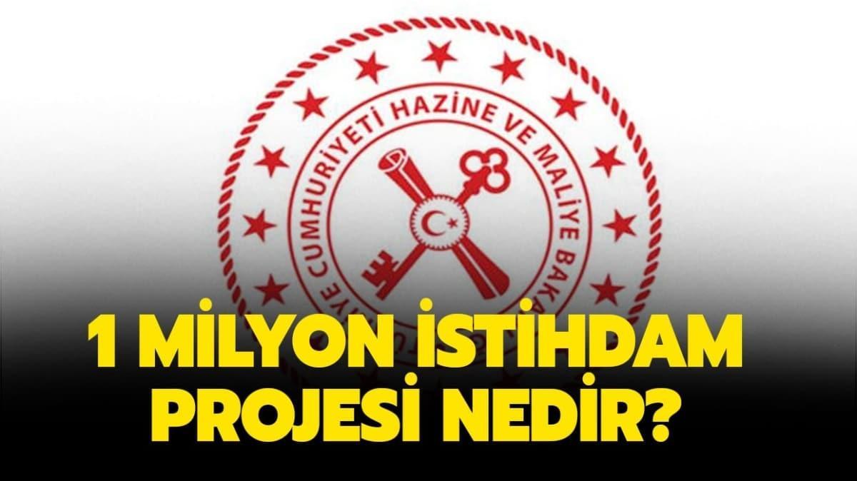 """1 milyon istihdam projesi kayıt nasıl olunur, şartlar nelerdir"""" 1 milyon istihdam projesi nedir"""""""