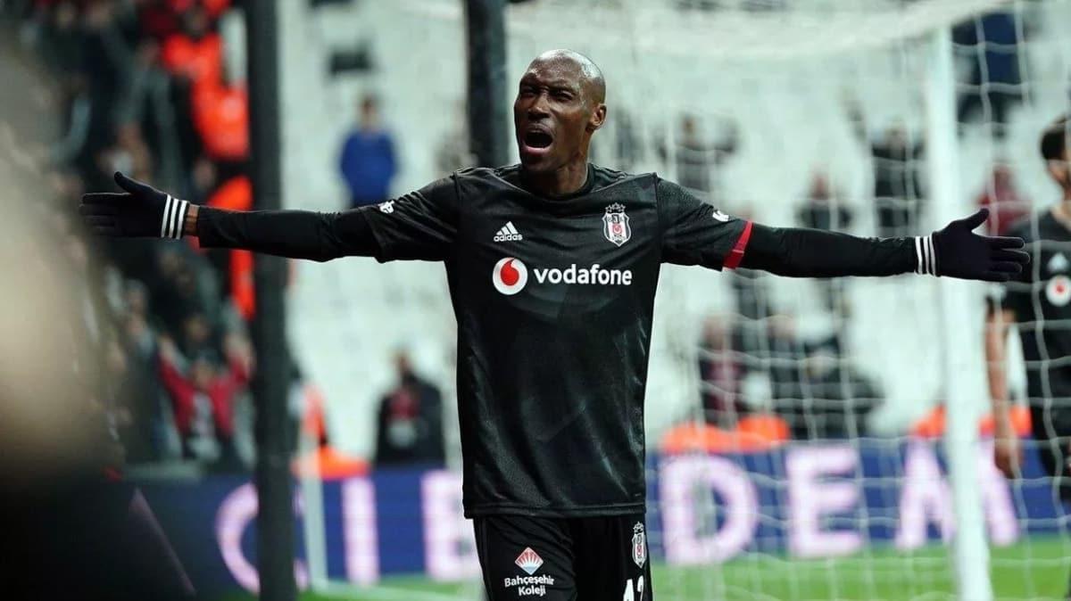 Beşiktaş'ta Atiba Konyaspor maçı kadrosundan çıkarıldı