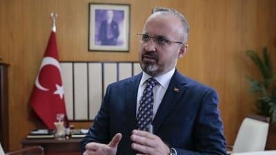 AK Partili Bülent Turan'dan CHP'li Çeviköz'e tepki: CHP Ermenistan partisi mi oldu?