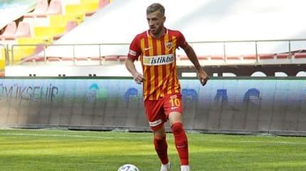 Pedro Henrique ilk maçında golünü attı