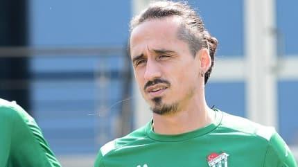Serdar Özkan, Bursaspor'dan ayrılıyor