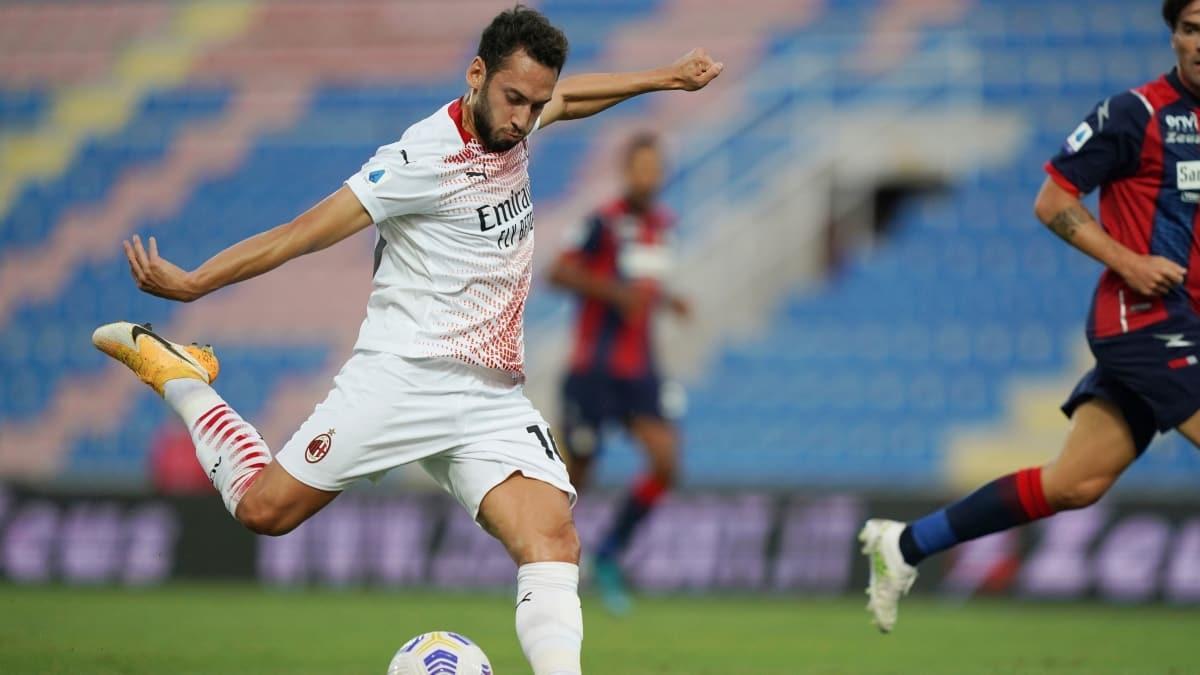 Serie A'da Türk gücü