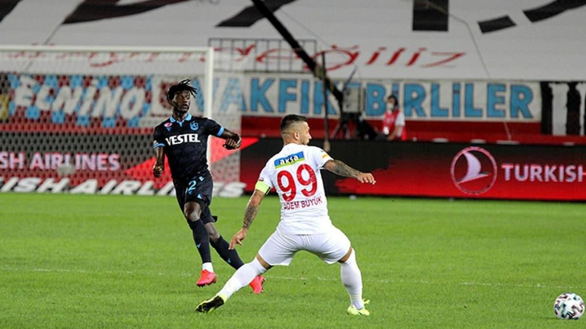 Trabzonspor savunmasının yeni lideri, Edgar le