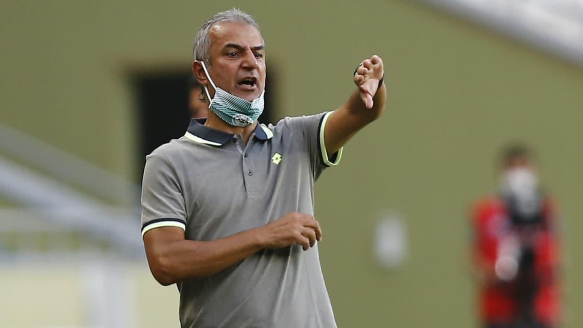 İsmail Kartal: '4-0'ken yediğimiz gol kabul edilemez'