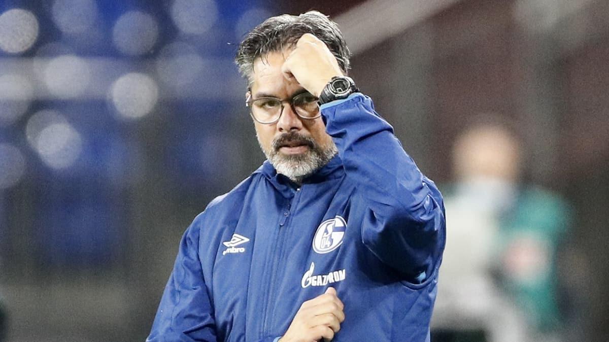 Schalke 04 teknik direktörü David Wagner görevinden alındı