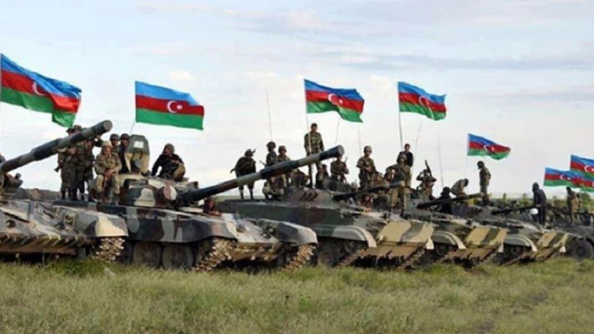 Azerbaycan'da 'Savaş Hali' ilan edildi... Parlamento sıkıyönetim kararı aldı