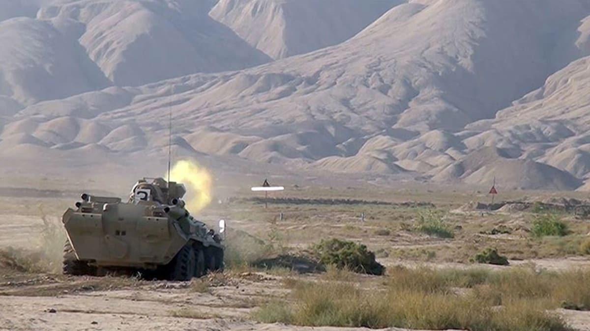 Ermenistan'a 'karşı saldırı' kararı alındı... Azerbaycan ordusu harekata başladı