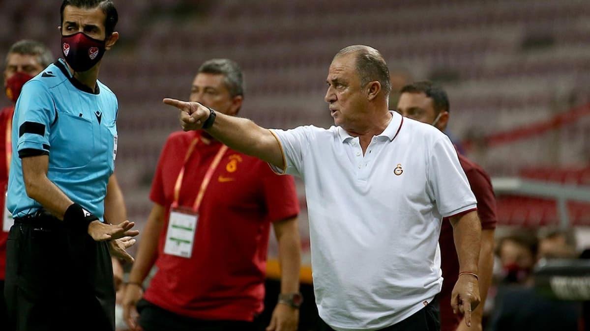 Galatasaray hükmen mağlubiyetin kıyısından döndü