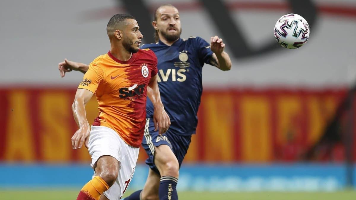 Younes Belhanda: 'Şimdilik Galatasaray'dayım'
