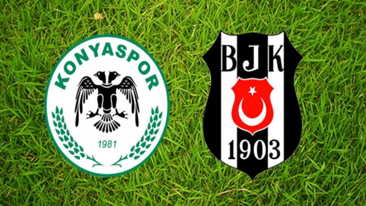"Konyaspor Beşiktaş maçı saat kaçta, hangi kanalda"" Konyaspor Beşiktaş maçı canlı nasıl izlenir"""