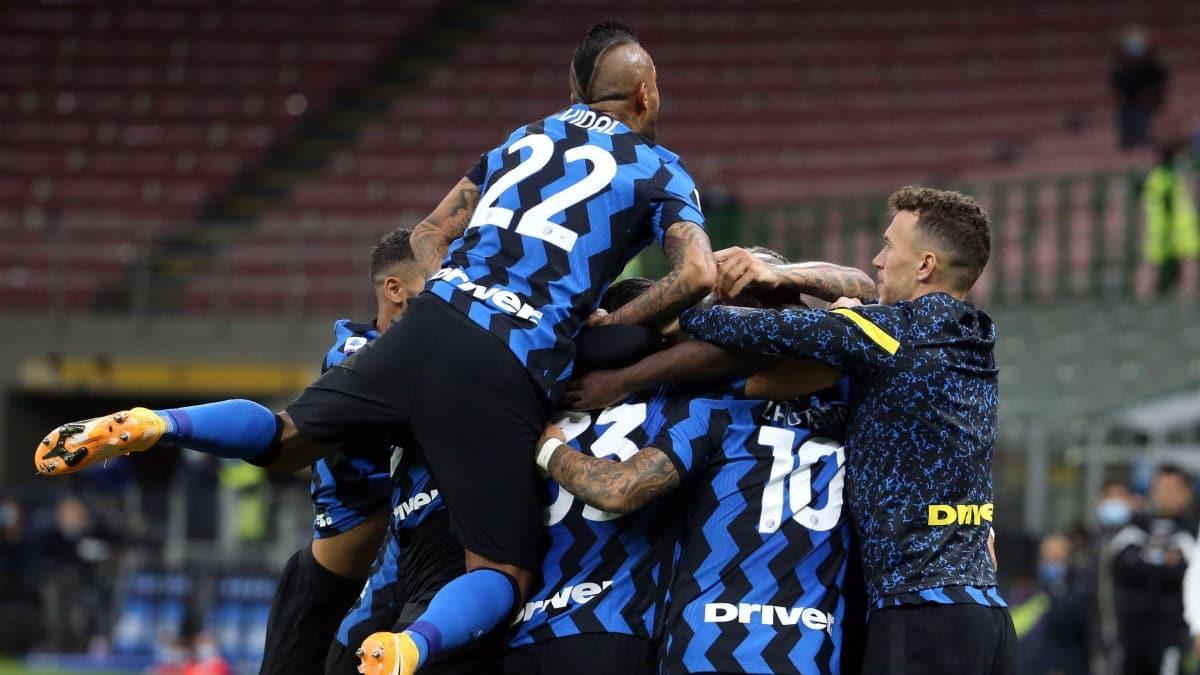 Inter'den müthiş geri dönüş