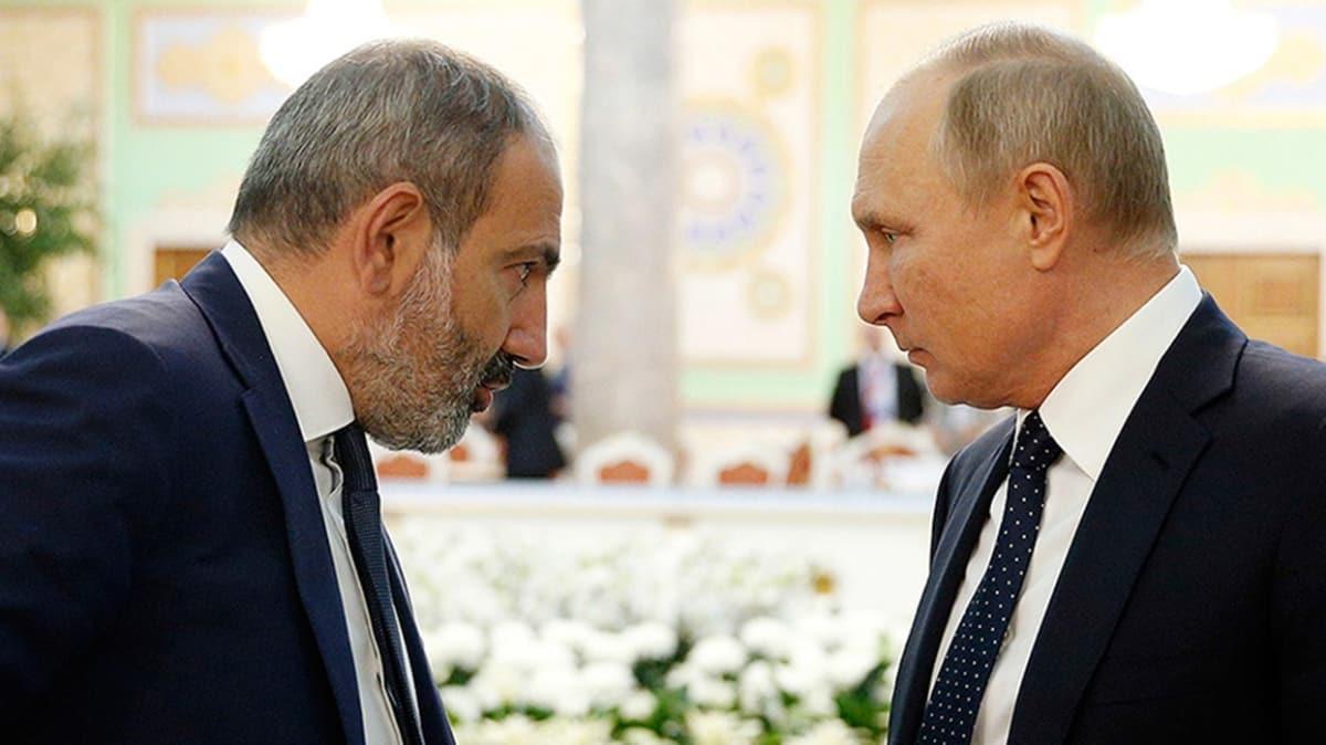 Kremlin: Putin ve Paşinyan görüştü