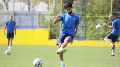 MKE Ankaragücü, Kayserispor maçının hazırlıklarına başladı