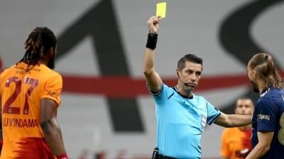 UEFA Avrupa Ligi'ndeki Dinamo Zagreb-Flora Tallinn maçını Ali Palabıyık yönetecek