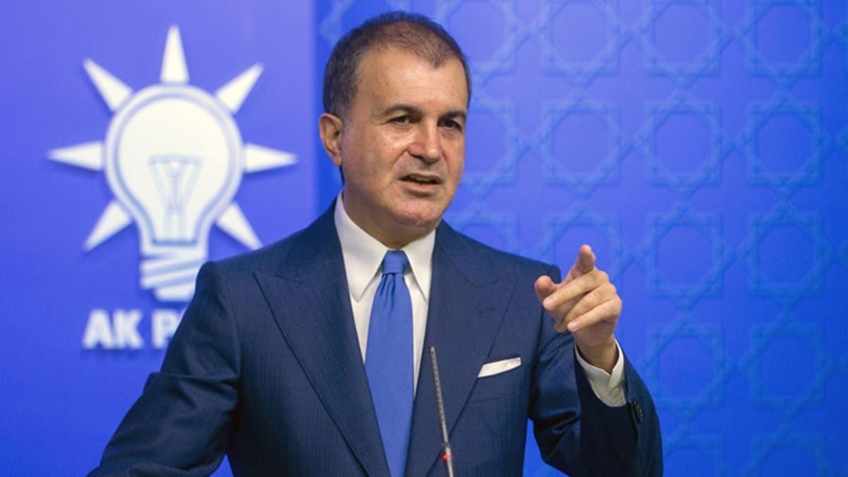 AK Parti Sözcüsü Çelik'ten provokasyon uyarısı: Türkiye'deki Ermeni vatandaşları tehdit etmelerine izin vermeyiz